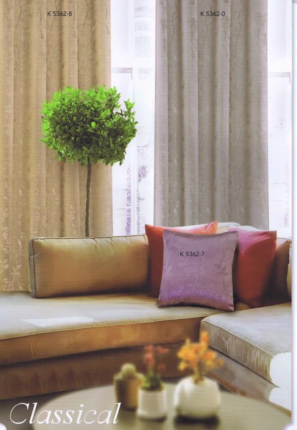 素色遮陽布-5362海瑞窗簾店