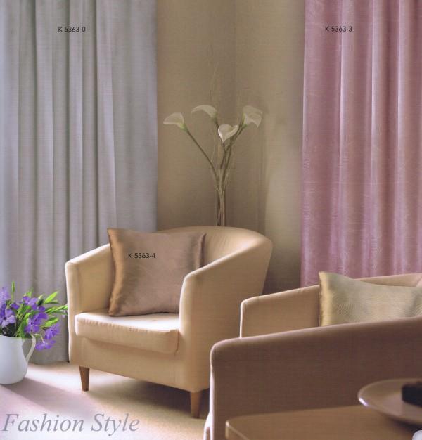 素色遮陽布-5363海瑞窗簾店
