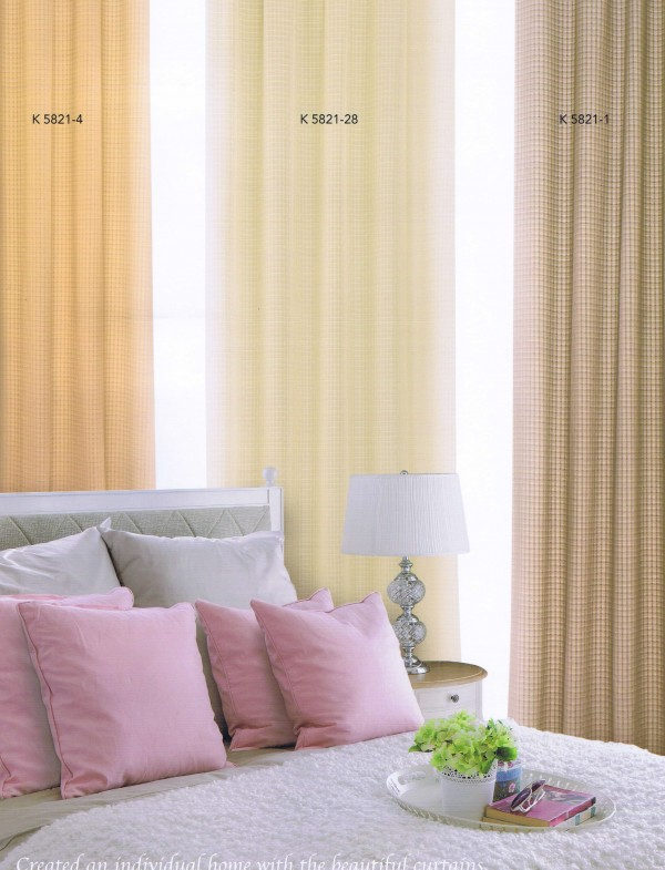 窗紗-5821海瑞窗簾店