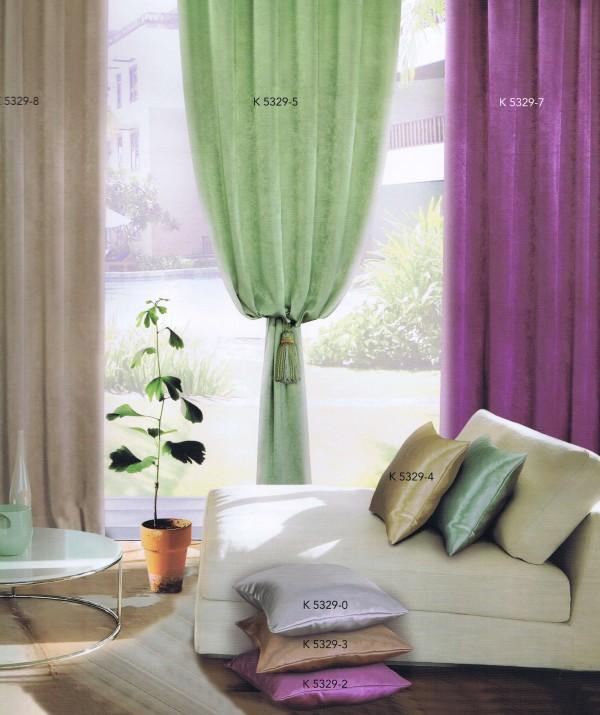 素色遮陽布-5329海瑞窗簾店